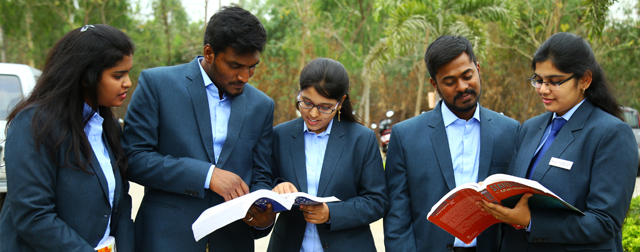 PGDM and MBA ISTTM Students